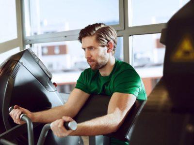 2x 35 Minuten Training  in 10 Tagen reichen aus, um Ihre Ziele zu erreichen.