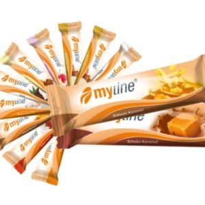 myline Riegel (verschiedene Sorten)