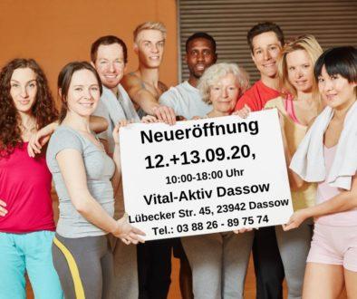 Neueröffnung Dassow