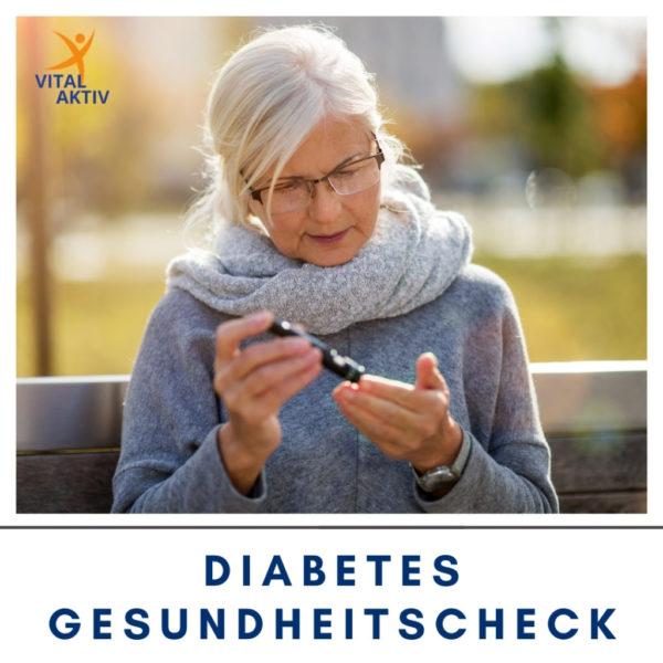 Diabetes-Gesundheitscheck