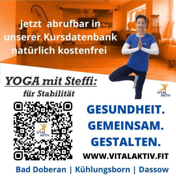 Yoga 7 Stabilität und Zuversicht